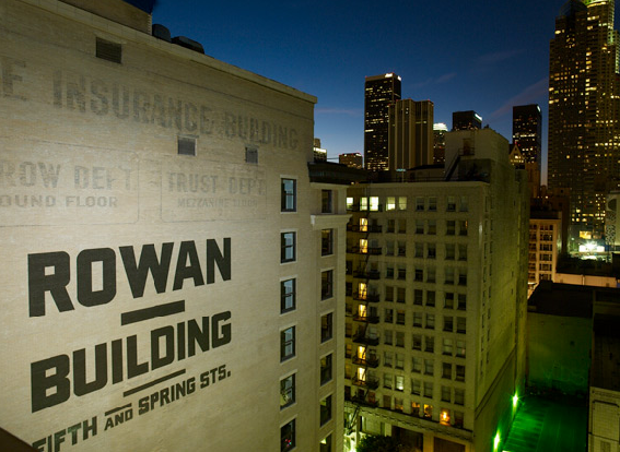 Rowan Building Downtown Los Angeles